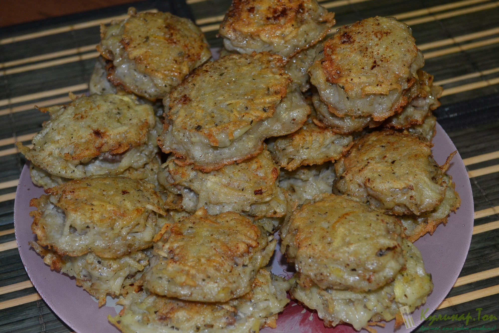 Рецепты вторых блюд с пошаговым фото