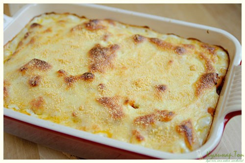 картофельные запеканки мясом рецепты фото