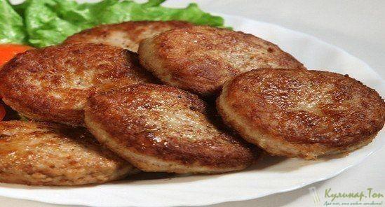 Печеночники из говяжьей печени рецепт с фото