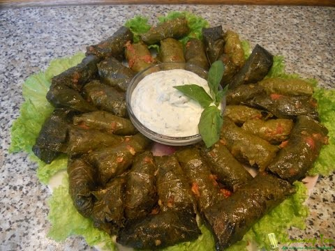 Долма по турецки рецепт с фото