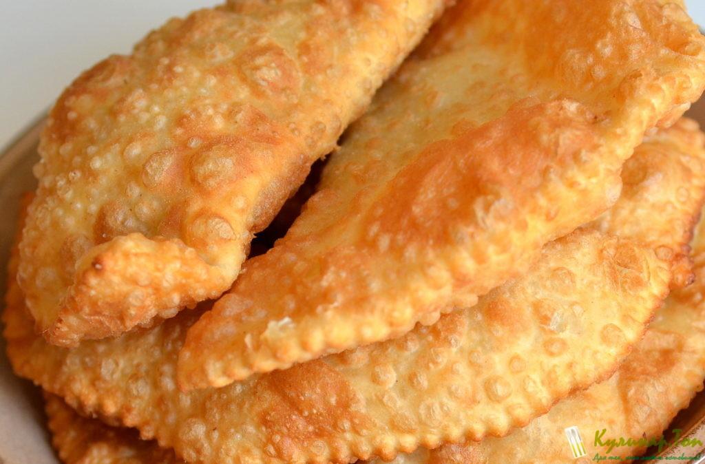 чебуреки тесто рецепт с фото пошаговый