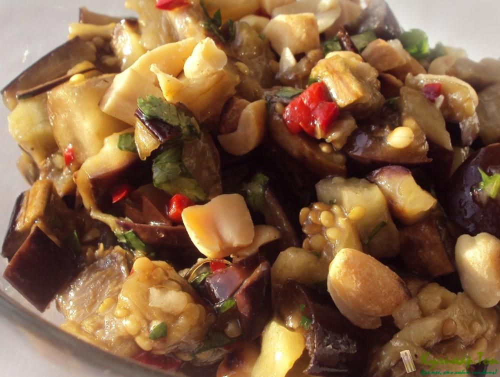 Блюда из синеньких рецепты с фото