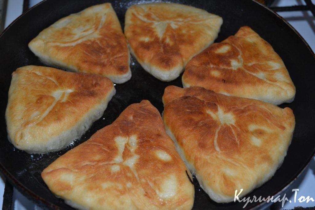 Беляши с мясом - Очень вкусные домашние рецепты беляшей с фото 99