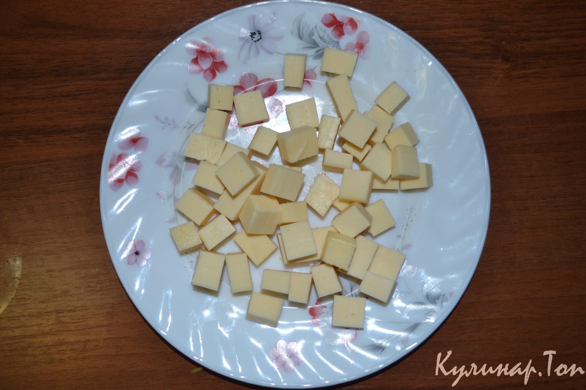 Кояш салат рецепт