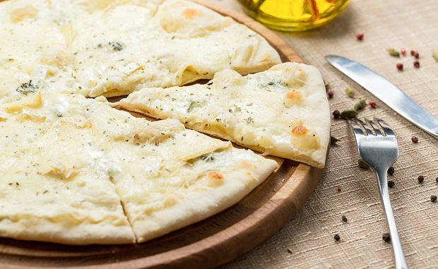 4 сыра пицца пошаговый рецепт с
