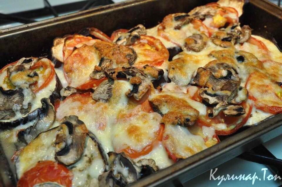 Блюда запеченные в духовке рецепты с фото