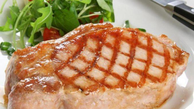 Бифштекс из свинины в домашних условиях