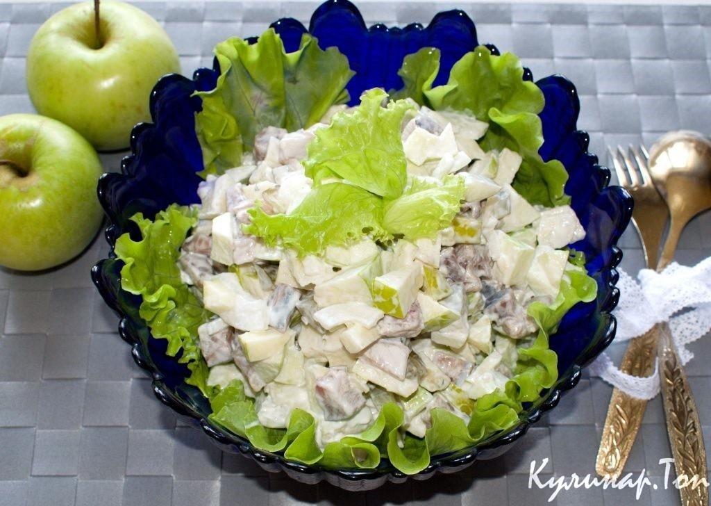 Рецепты салатов с фотоиз селедки