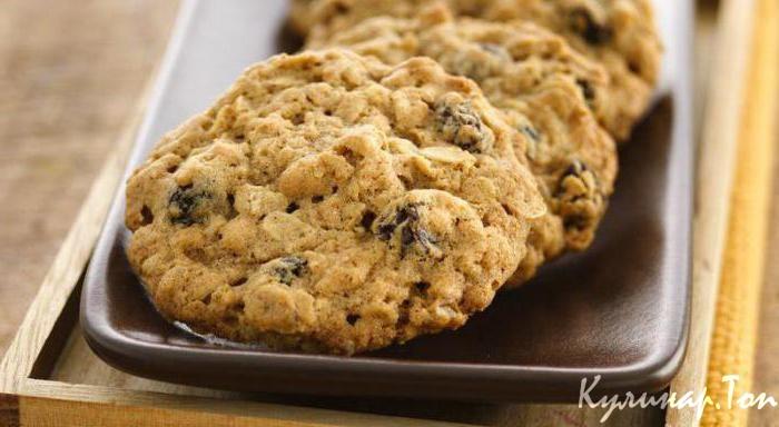 Овсяные печенья в мультиварке рецепты с фото