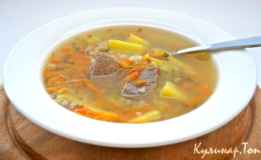 рецепты супов с расчетом калорий