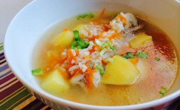 рис картошкой рецепт фото