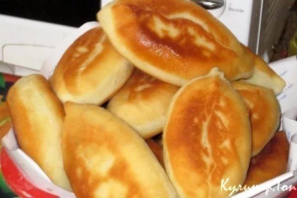 Пирожки с картошкой как сделать