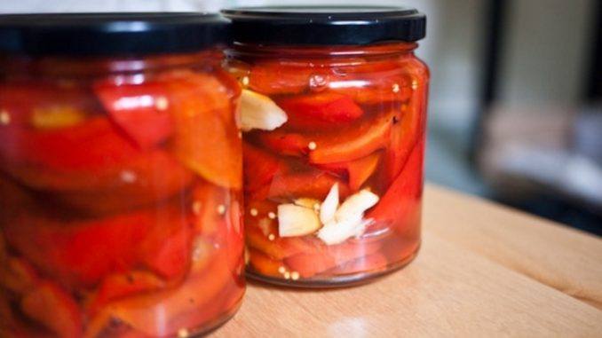 Перец болгарский острый на зиму рецепты
