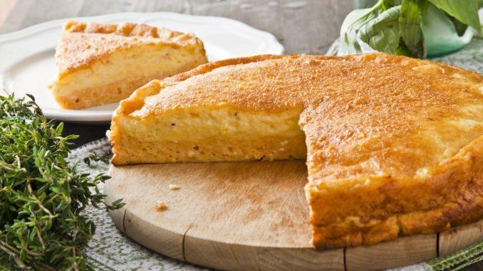Пирог со сметаной рецепт фото простой