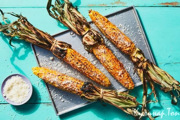 Кукуруза фаст фуд
